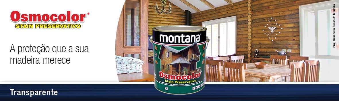Osmocolor Montana em São Vicente
